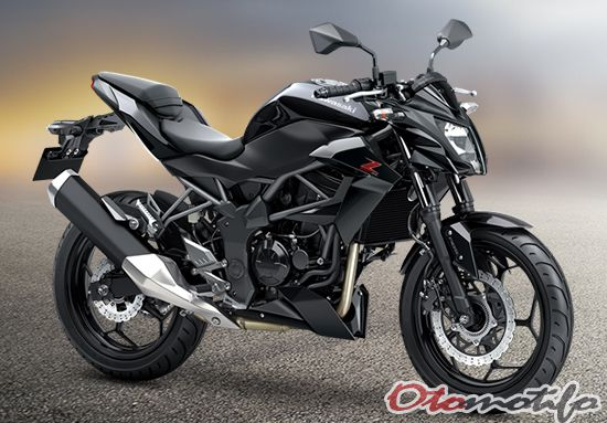 Fitur Kawasaki Z250SL ABS