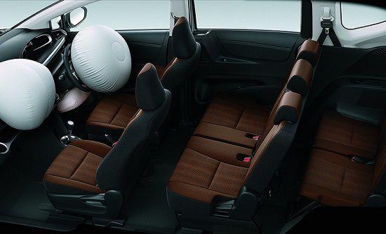 Fitur Mobil Toyota Sienta