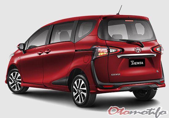 Fitur Toyota Sienta
