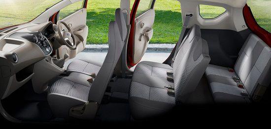 Foto Interior Datsun Go Plus