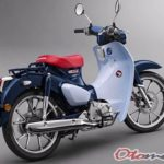 Foto Modifikasi Honda Super Cub
