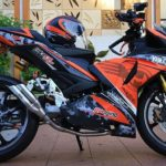 Foto Modifikasi Jupiter MX King