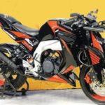 Foto Modifikasi Yamaha Byson