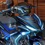 Foto Modifikasi Yamaha Jupiter MX King 150