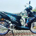 Foto Modifikasi Yamaha Mio M3