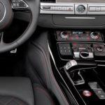 Interior Audi S8 plus