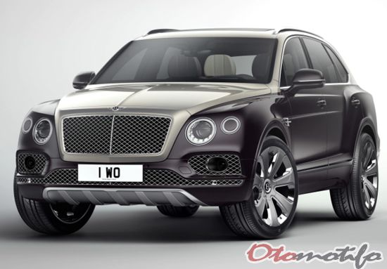 Gambar Bentley Bentayga