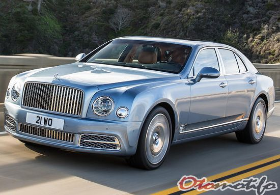 Gambar Bentley Mulsanne