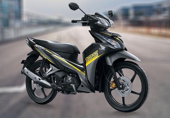 Gambar Honda Blade 125 FI