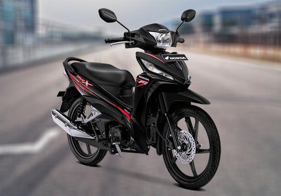 Gambar Honda Revo X