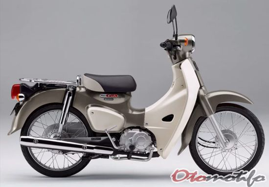 Gambar Honda Super Cub
