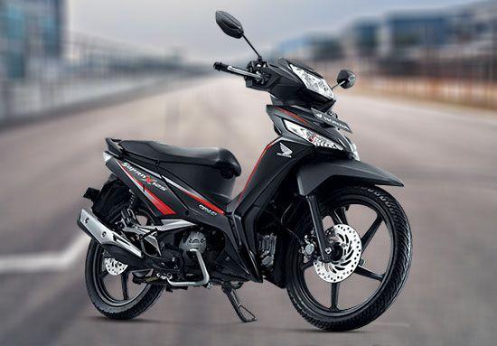 Gambar Honda Supra X 125