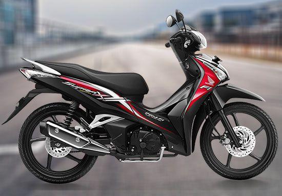 Gambar Honda Supra X Helm In