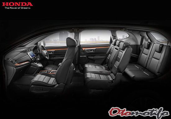Gambar Interior Honda CRV 2018