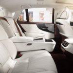Gambar Interior Lexus LS 500