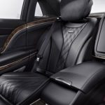 Gambar Interior Mercedes-Maybach S560