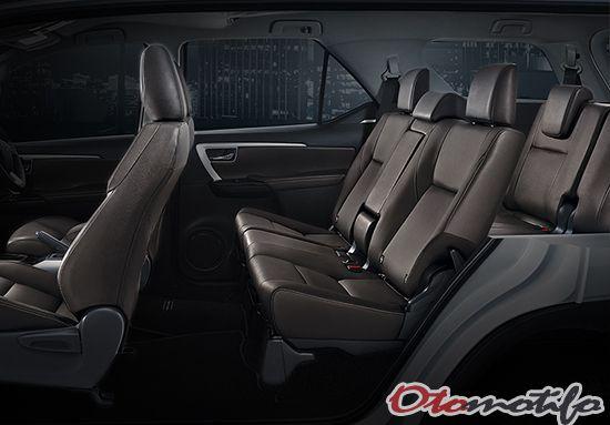 Gambar Interior Mobil Fortuner