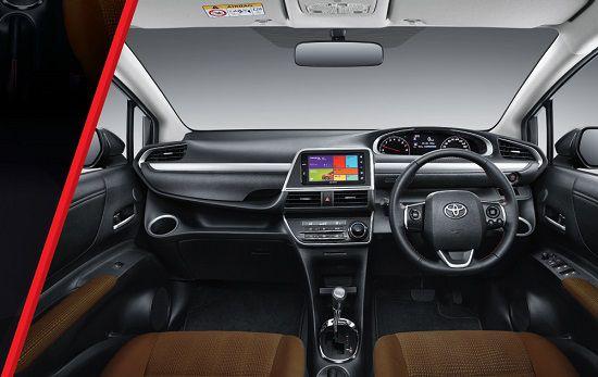 Gambar Interior Toyota Seinta
