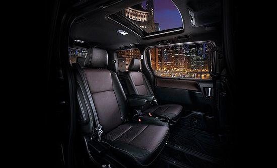 Gambar Interior Toyota Voxy