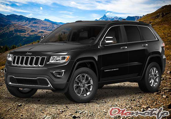 Gambar Jeep Grand Cherokee Limited