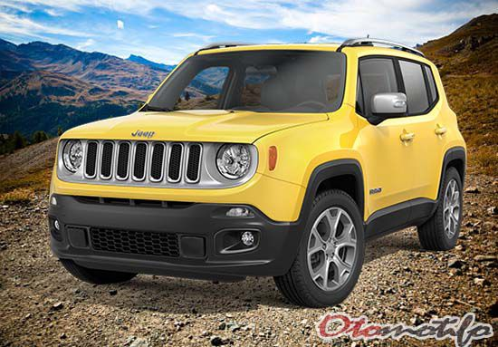 Gambar Jeep Renegade Limited