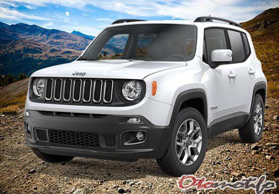 Gambar Jeep Renegade Longitude