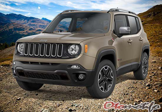 Gambar Jeep Renegade Trailhawk
