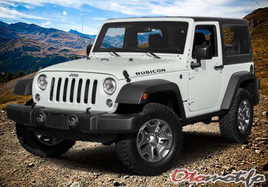 Gambar Jeep Wrangler Rubicon