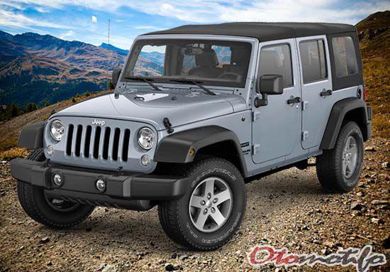 Gambar Jeep Wrangler Unlimited Sahara
