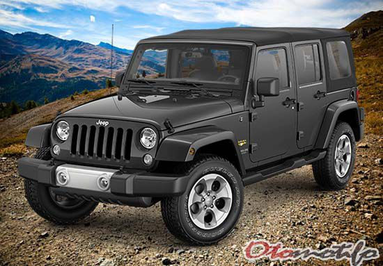 Gambar Jeep Wrangler Unlimited Sport
