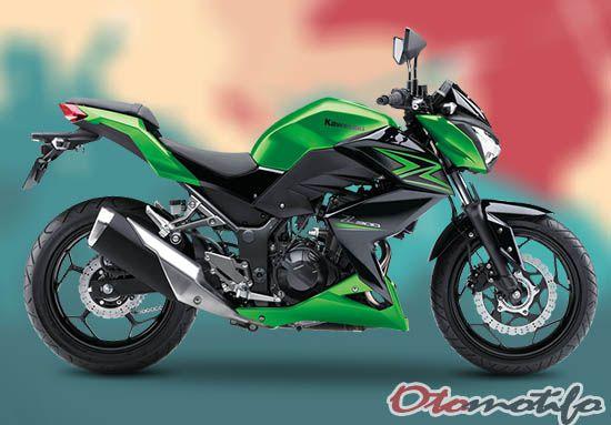 Harga Kawasaki Z250 2019 Spesifikasi Warna Terbaru Otomotifo