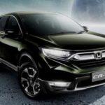 Gambar Mobil Honda CRV Turbo