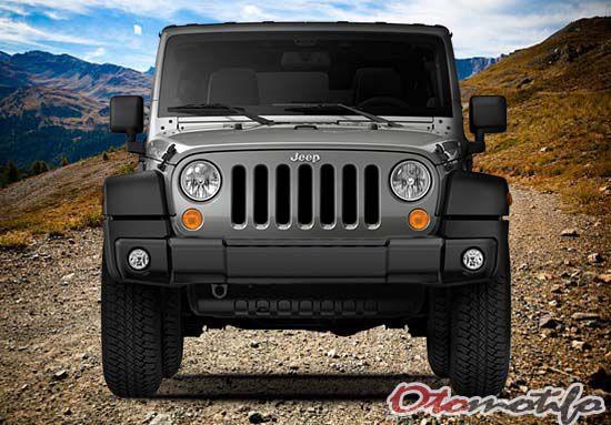 Gambar Mobil Jeep