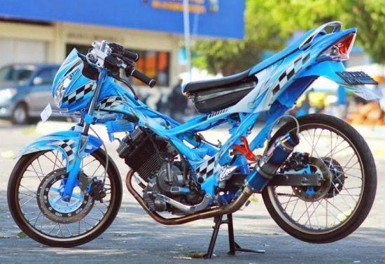 Harga Satria Fu 2020 Spesifikasi Warna Terbaru Otomotifo