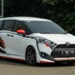 Gambar Modifikasi Toyota Sienta