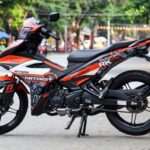 Gambar Modifikasi Yamaha Jupiter MX King 150