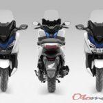 Gambar Motor Honda Forza 125
