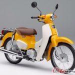 Gambar Motor Honda Super Cub