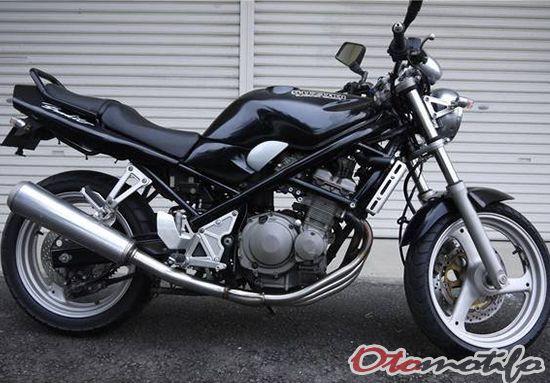 Gambar Suzuki Bandit 250