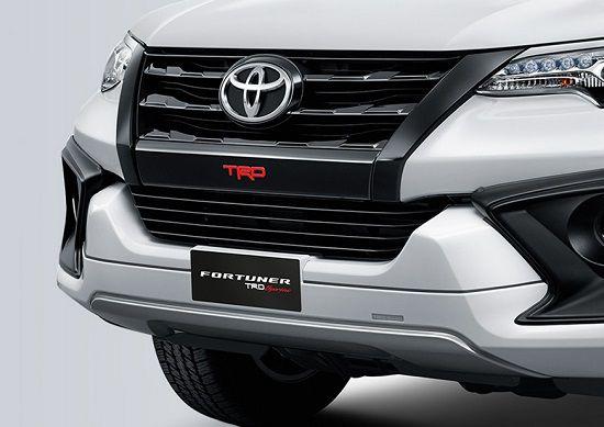 Gambar Toyota Fortuner 2018