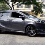 Gambar Toyota Sienta Modifikasi