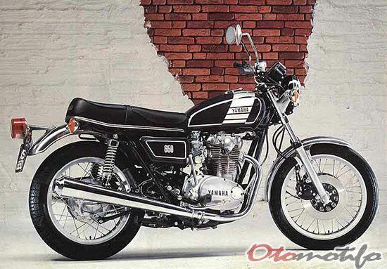 Gambar Yamaha XS 650