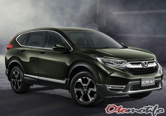 Harga Honda CRV Terbaru