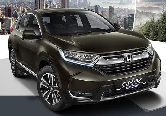 Price List Honda Crv 2020