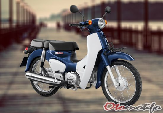 Harga Honda Super Cub Terbaru