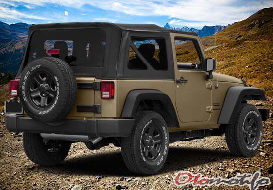 Harga Mobil Jeep Wrangler Sport