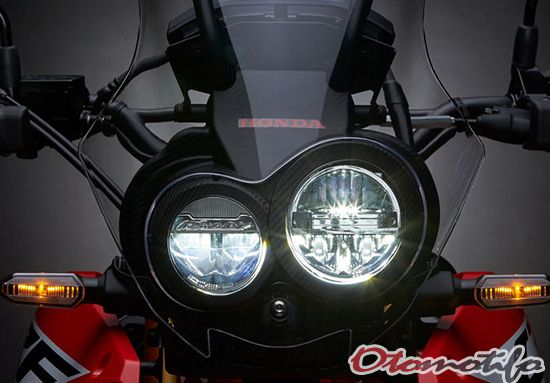 Headlamp Honda CRF 250 Rally