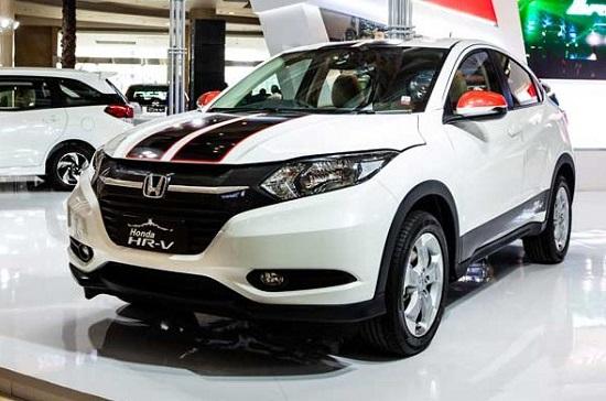 Harga Mobil Honda Hrv Terbaru 2019 Honda Hrv