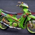 Honda Supra X 125 Modifikasi