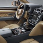 Interior Mobil Bentley Bentayga